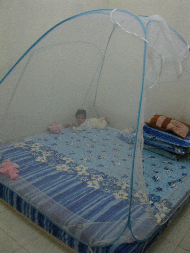 - Javan Bed Canopy : Bye Bye Nyamuk !! Raining In My Mind